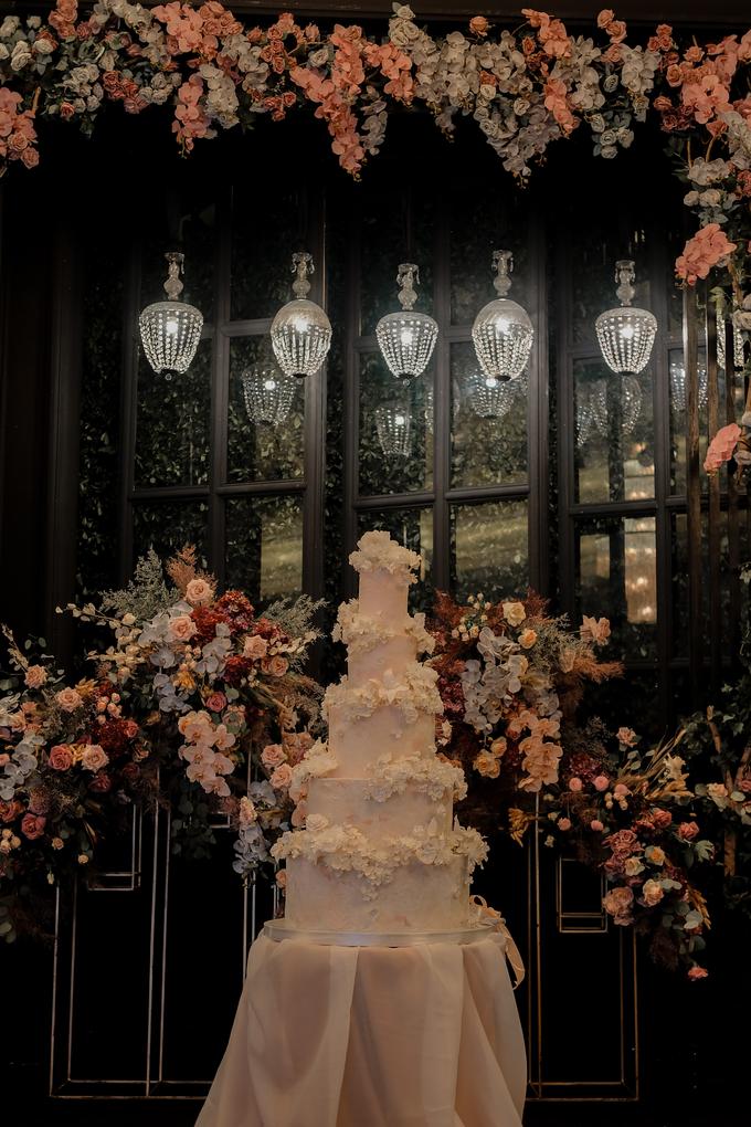 The wedding of Antonius & Angela by KAIA Cakes & Co. - 021