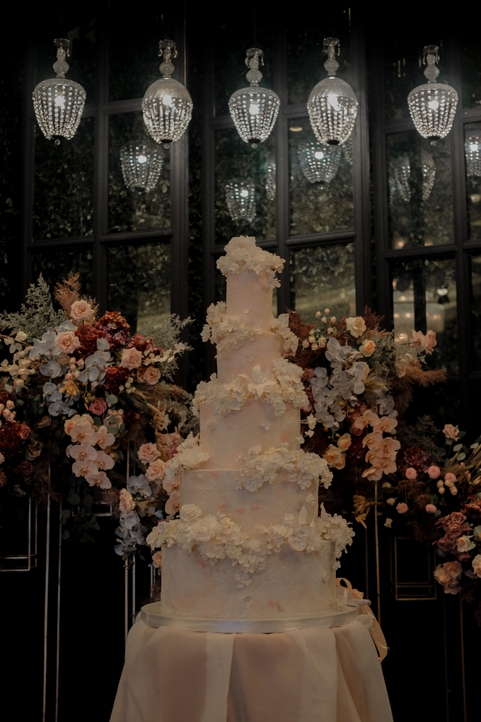 The wedding of Antonius & Angela by KAIA Cakes & Co. - 022