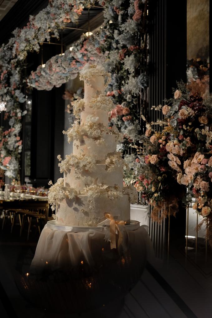 The wedding of Antonius & Angela by KAIA Cakes & Co. - 025