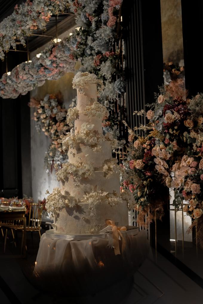 The wedding of Antonius & Angela by KAIA Cakes & Co. - 026