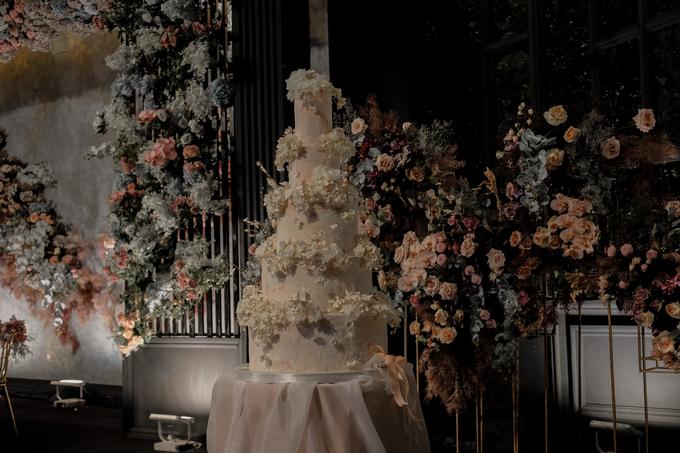 The wedding of Antonius & Angela by KAIA Cakes & Co. - 027