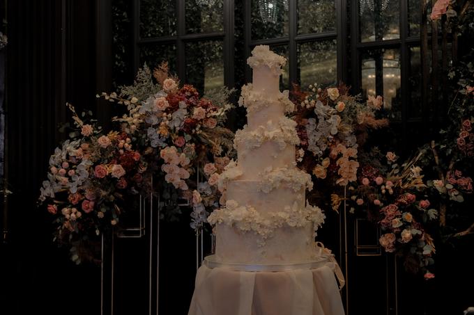 The wedding of Antonius & Angela by KAIA Cakes & Co. - 030