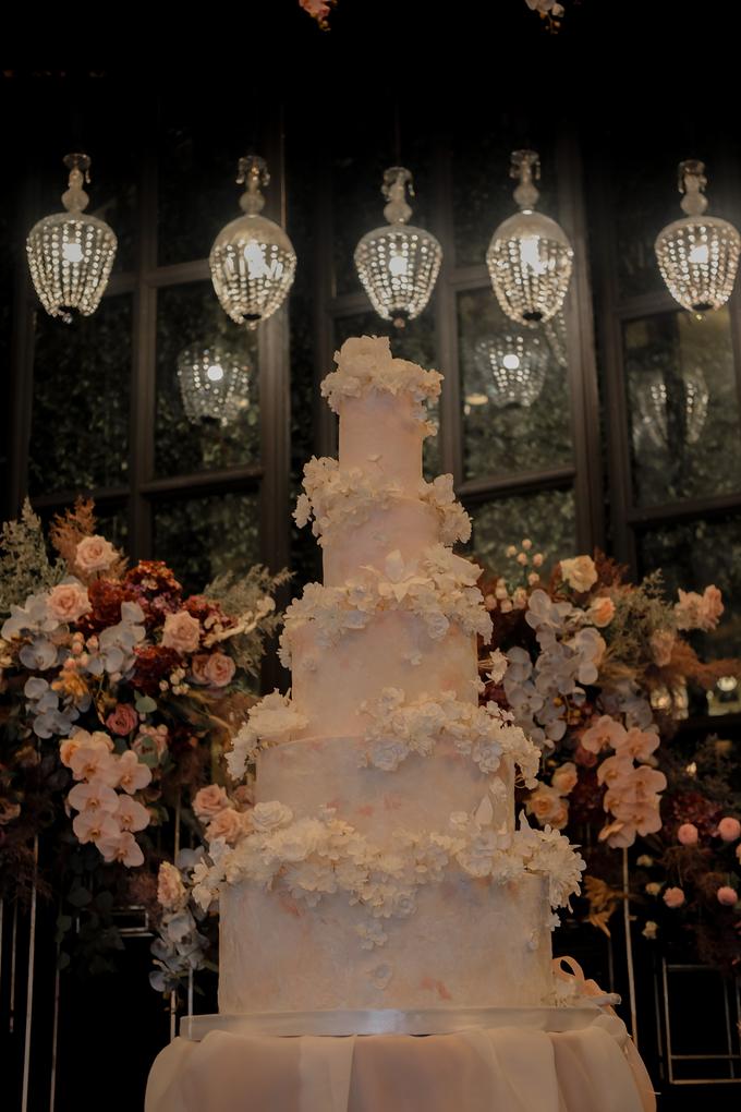 The wedding of Antonius & Angela by KAIA Cakes & Co. - 031
