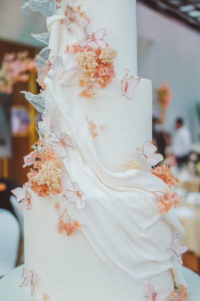 The wedding of Michael & Holivia by KAIA Cakes & Co. - 002