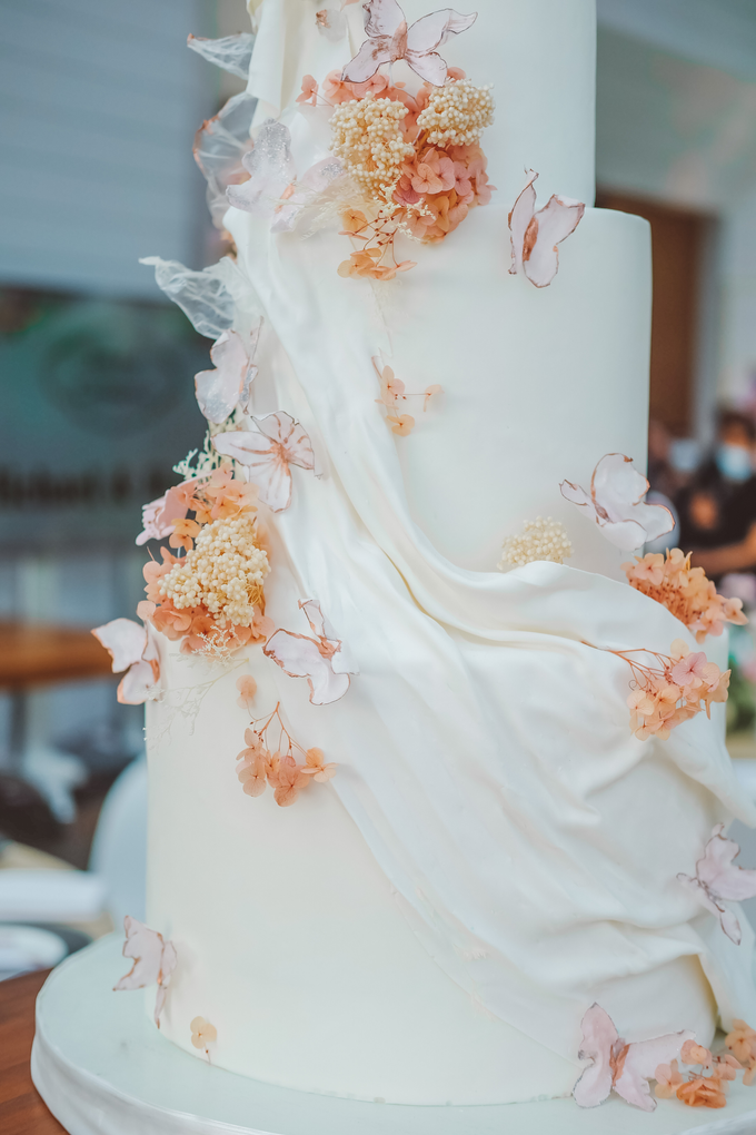 The wedding of Michael & Holivia by KAIA Cakes & Co. - 003