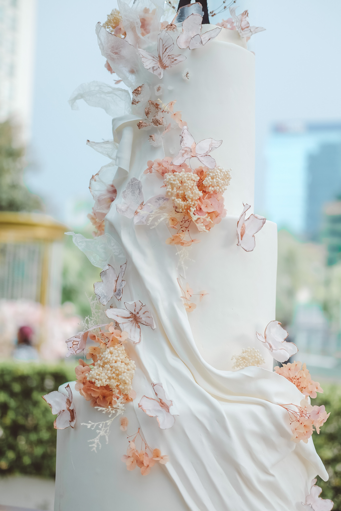 The wedding of Michael & Holivia by KAIA Cakes & Co. - 006