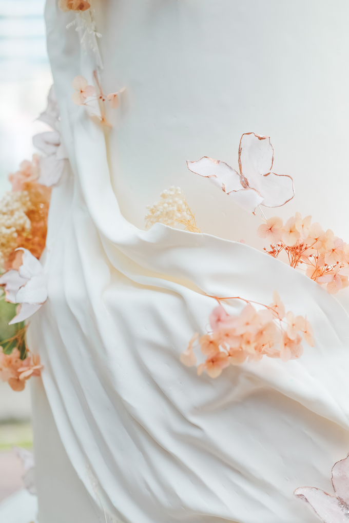 The wedding of Michael & Holivia by KAIA Cakes & Co. - 009