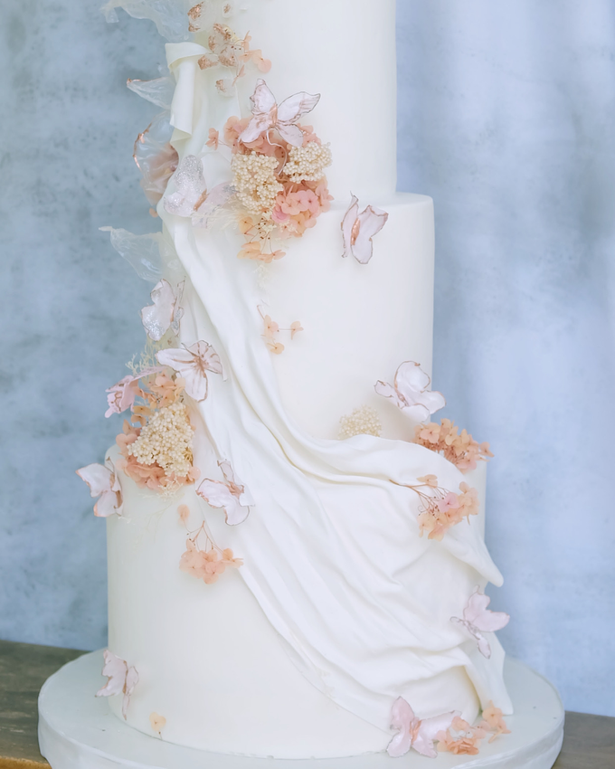 The wedding of Michael & Holivia by KAIA Cakes & Co. - 010
