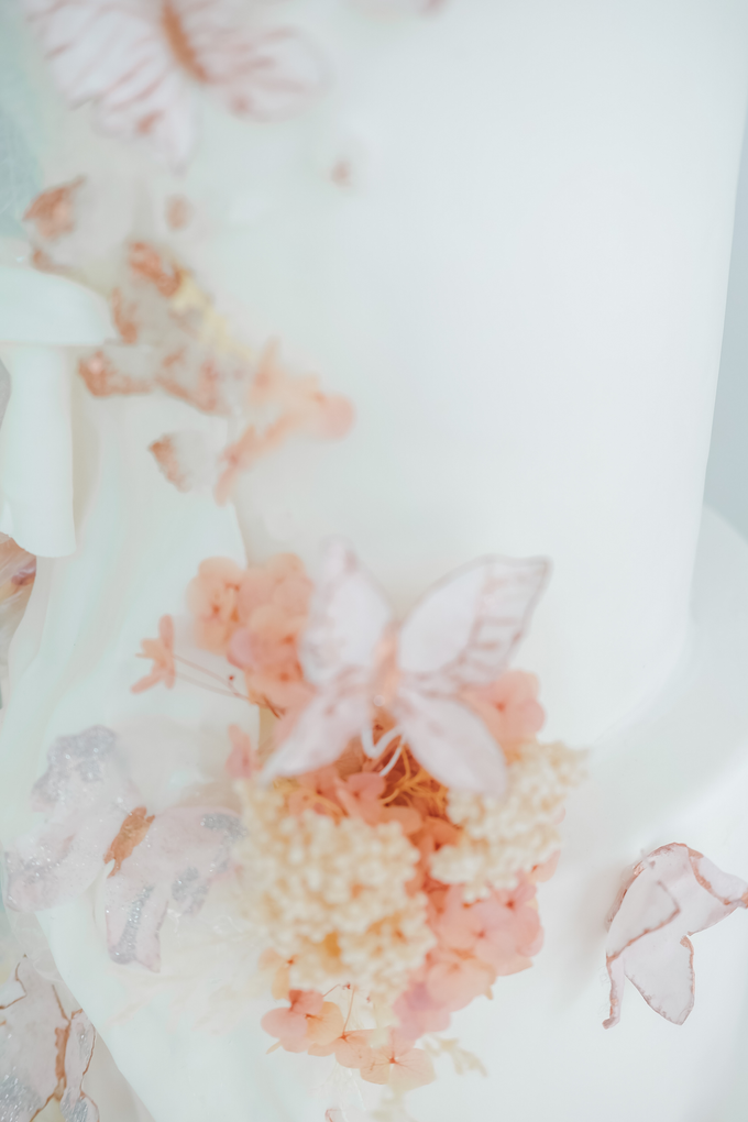 The wedding of Michael & Holivia by KAIA Cakes & Co. - 011