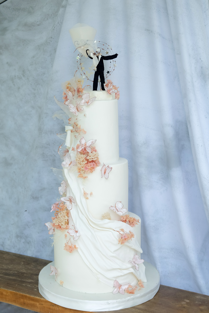 The wedding of Michael & Holivia by KAIA Cakes & Co. - 013