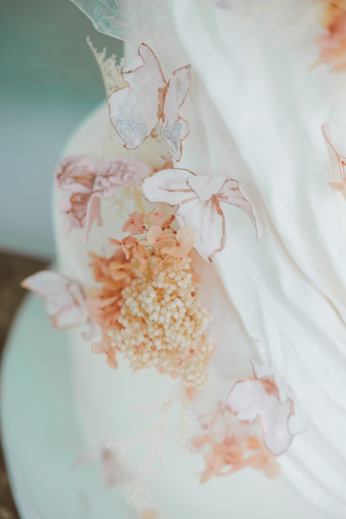 The wedding of Michael & Holivia by KAIA Cakes & Co. - 014