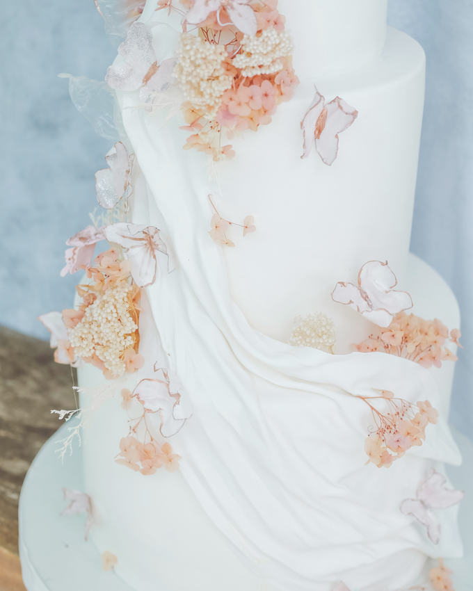 The wedding of Michael & Holivia by KAIA Cakes & Co. - 015