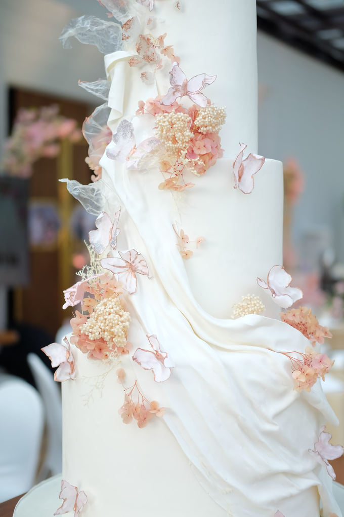 The wedding of Michael & Holivia by KAIA Cakes & Co. - 017