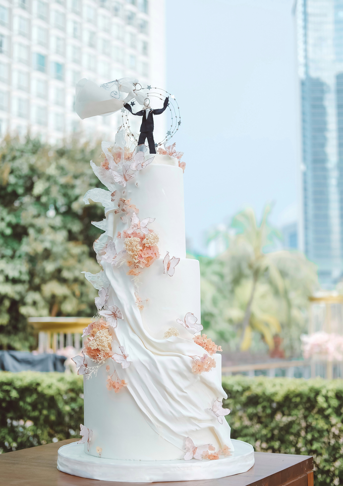 The wedding of Michael & Holivia by KAIA Cakes & Co. - 016