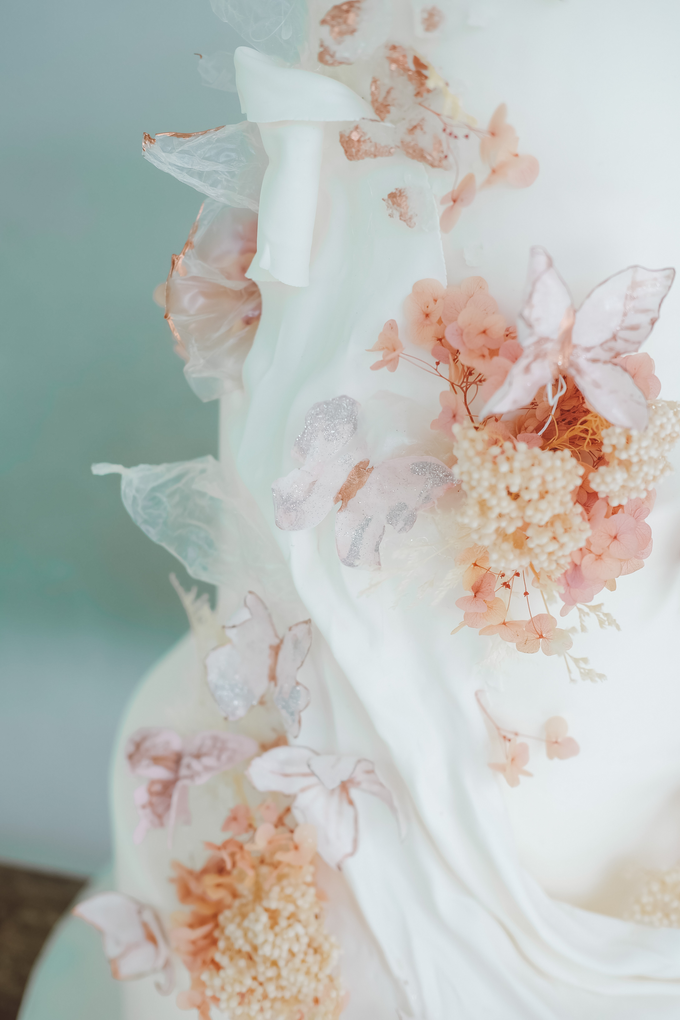 The wedding of Michael & Holivia by KAIA Cakes & Co. - 025