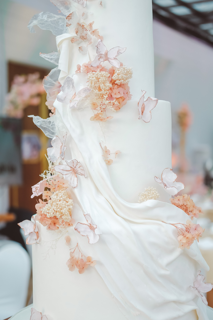 The wedding of Michael & Holivia by KAIA Cakes & Co. - 027