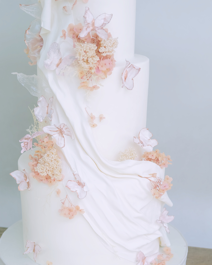 The wedding of Michael & Holivia by KAIA Cakes & Co. - 029