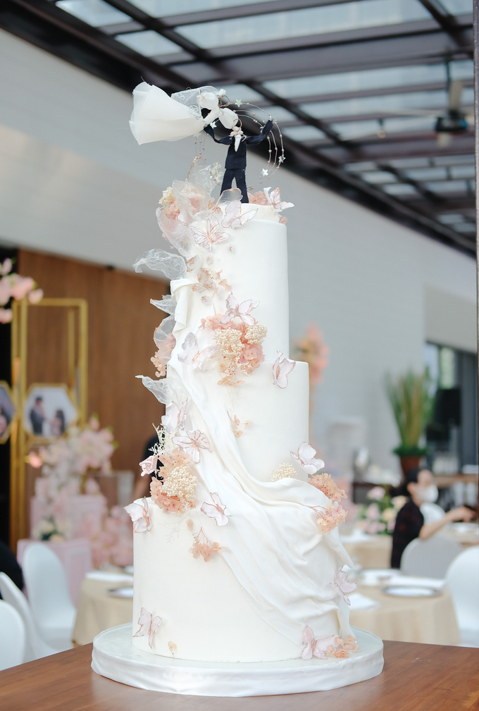 The wedding of Michael & Holivia by KAIA Cakes & Co. - 028
