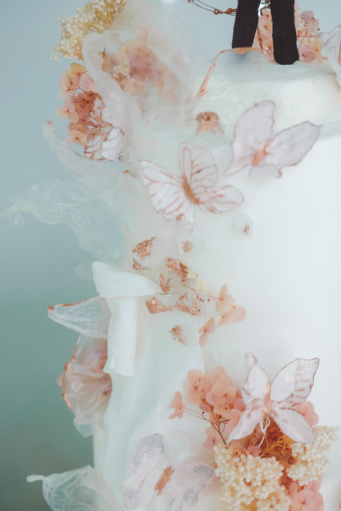 The wedding of Michael & Holivia by KAIA Cakes & Co. - 030