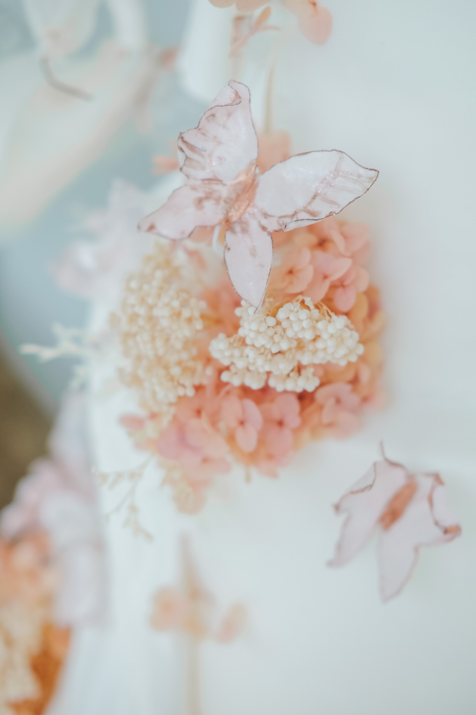 The wedding of Michael & Holivia by KAIA Cakes & Co. - 035