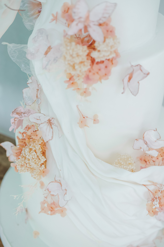 The wedding of Michael & Holivia by KAIA Cakes & Co. - 036