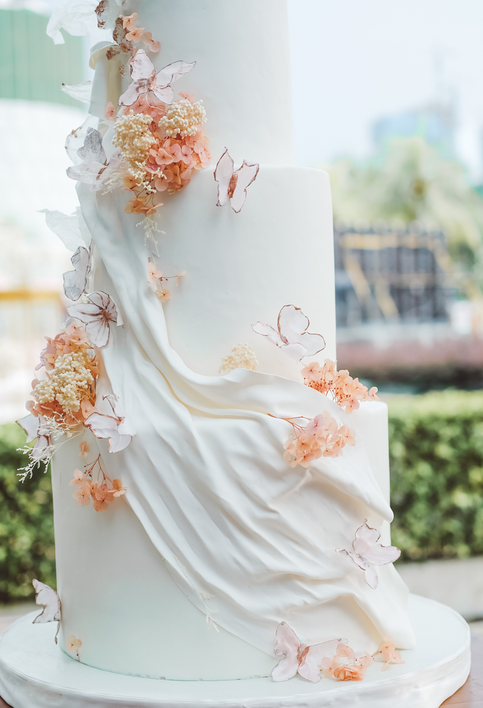 The wedding of Michael & Holivia by KAIA Cakes & Co. - 037