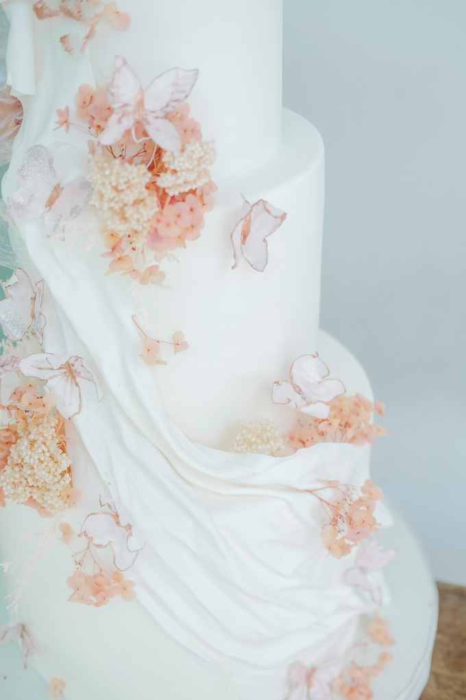 The wedding of Michael & Holivia by KAIA Cakes & Co. - 038