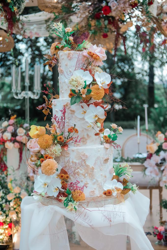 The wedding of Anton & Hanna by KAIA Cakes & Co. - 001