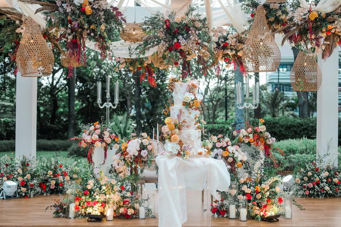 The wedding of Anton & Hanna by KAIA Cakes & Co. - 007
