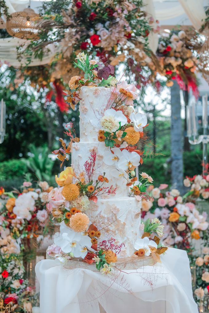 The wedding of Anton & Hanna by KAIA Cakes & Co. - 008