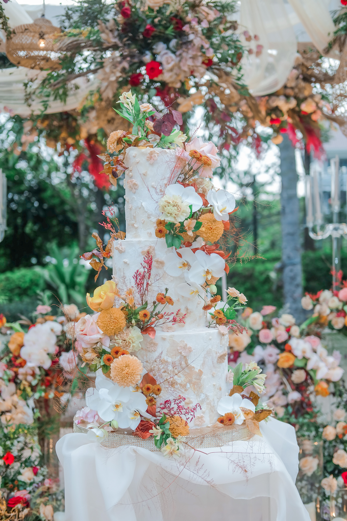 The wedding of Anton & Hanna by KAIA Cakes & Co. - 009
