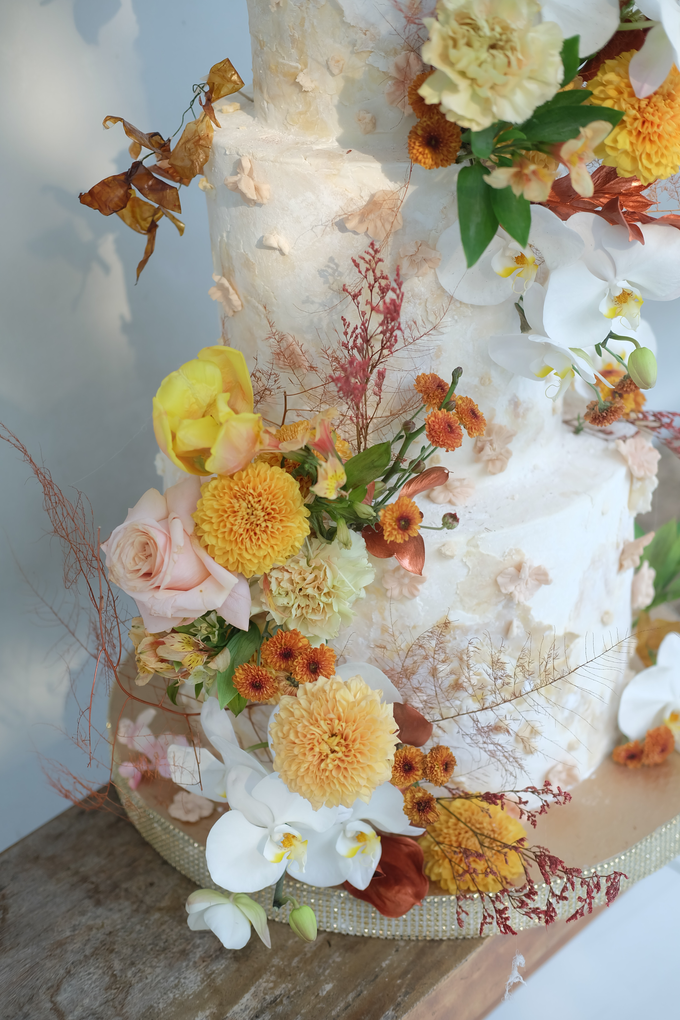 The wedding of Anton & Hanna by KAIA Cakes & Co. - 018