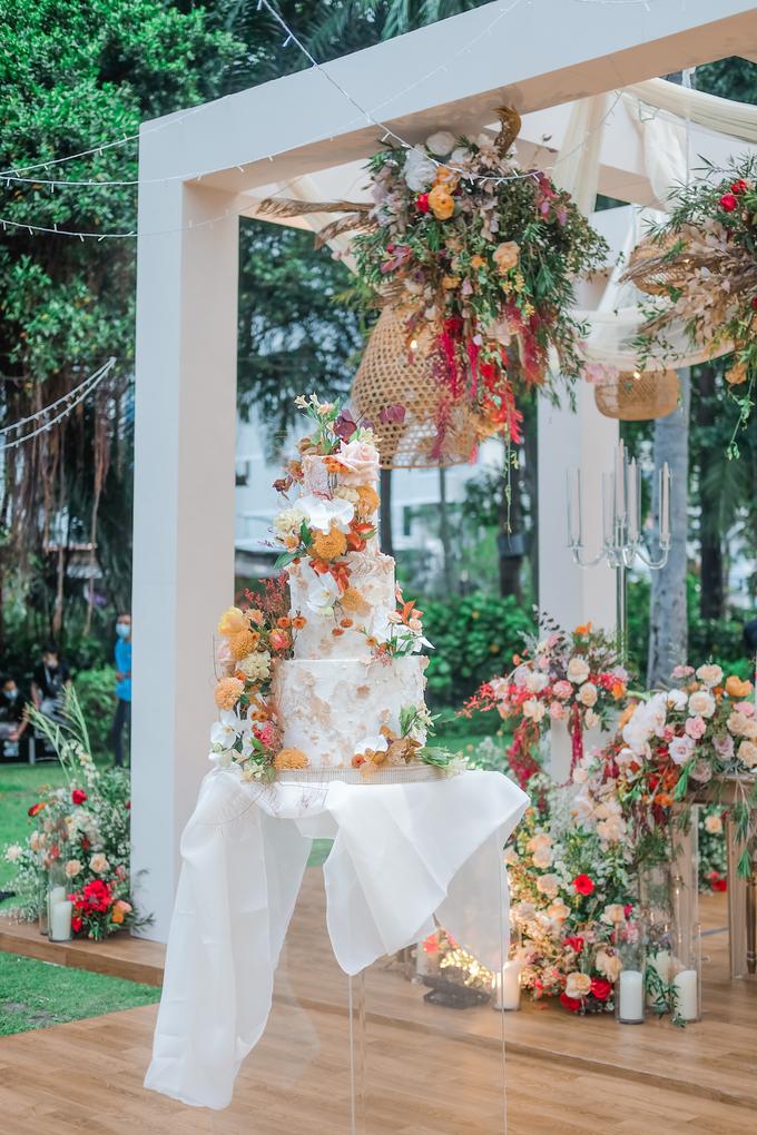 The wedding of Anton & Hanna by KAIA Cakes & Co. - 019
