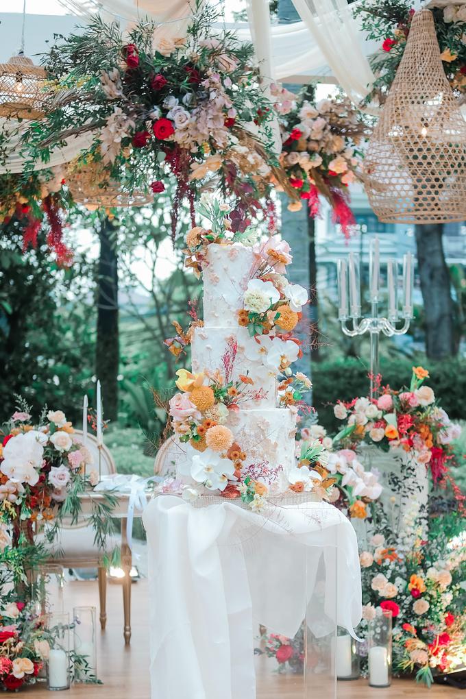 The wedding of Anton & Hanna by KAIA Cakes & Co. - 022