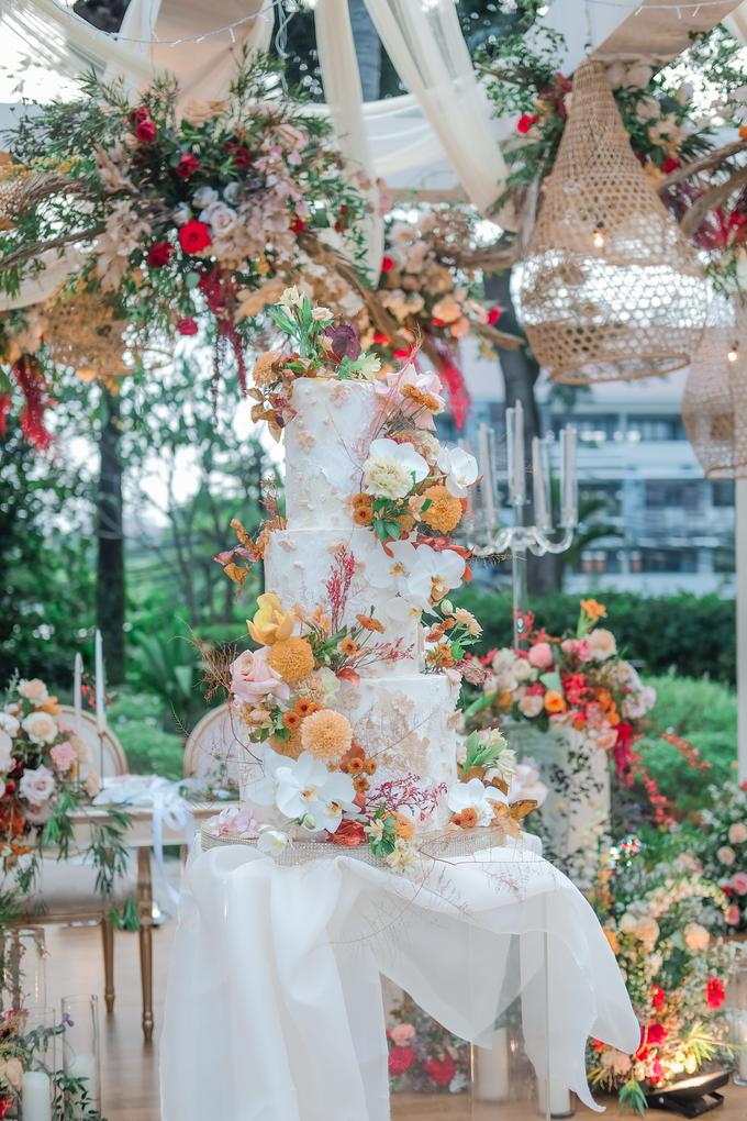 The wedding of Anton & Hanna by KAIA Cakes & Co. - 025