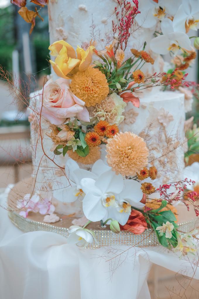 The wedding of Anton & Hanna by KAIA Cakes & Co. - 026