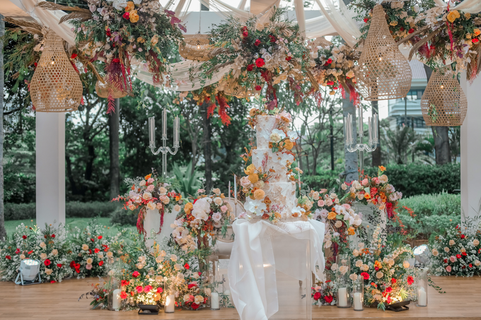 The wedding of Anton & Hanna by KAIA Cakes & Co. - 027