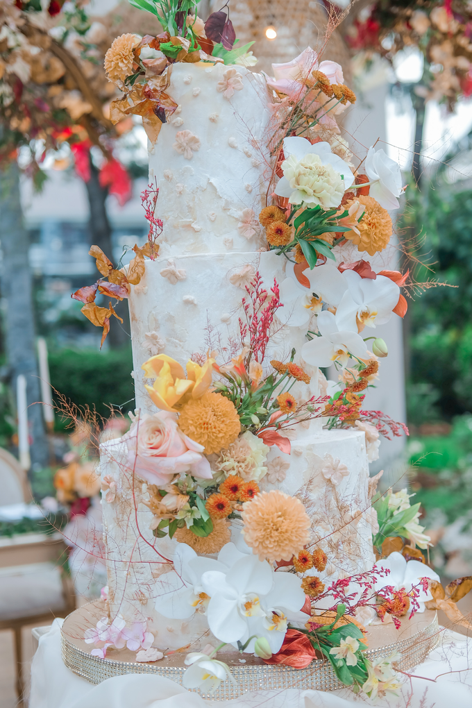 The wedding of Anton & Hanna by KAIA Cakes & Co. - 028