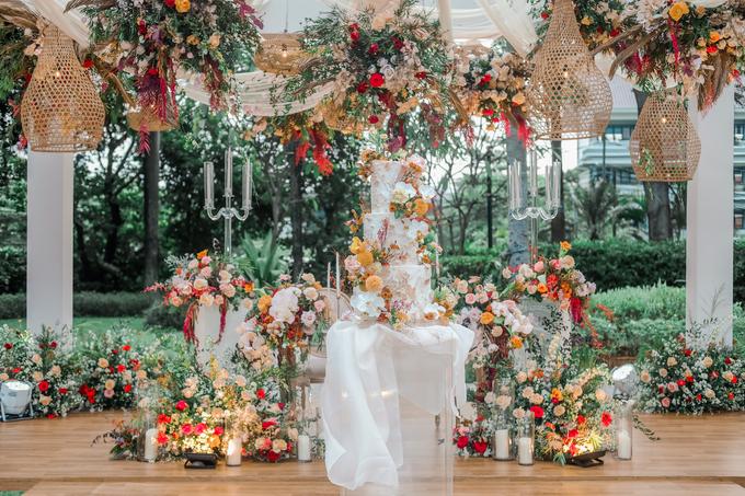 The wedding of Anton & Hanna by KAIA Cakes & Co. - 029