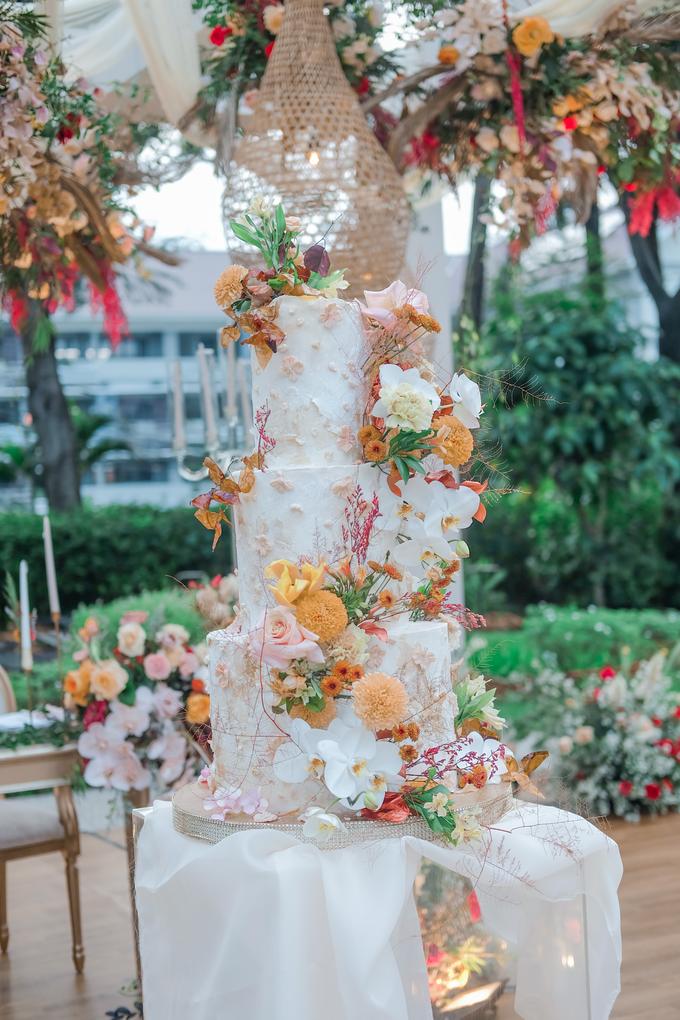 The wedding of Anton & Hanna by KAIA Cakes & Co. - 030