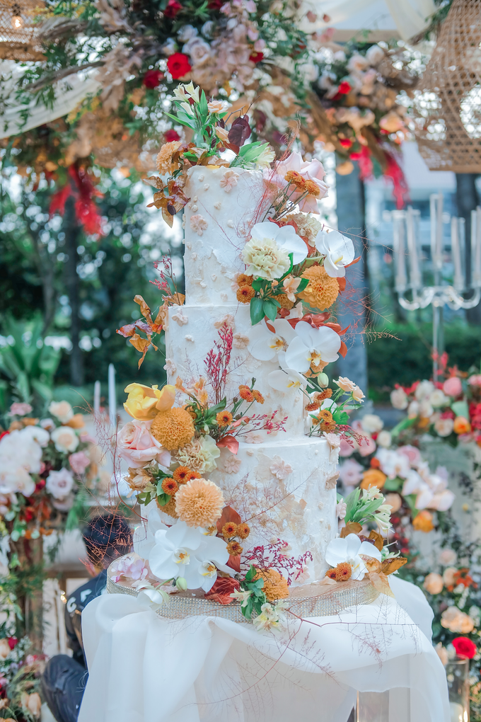 The wedding of Anton & Hanna by KAIA Cakes & Co. - 031
