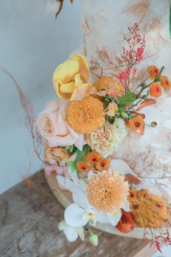 The wedding of Anton & Hanna by KAIA Cakes & Co. - 037
