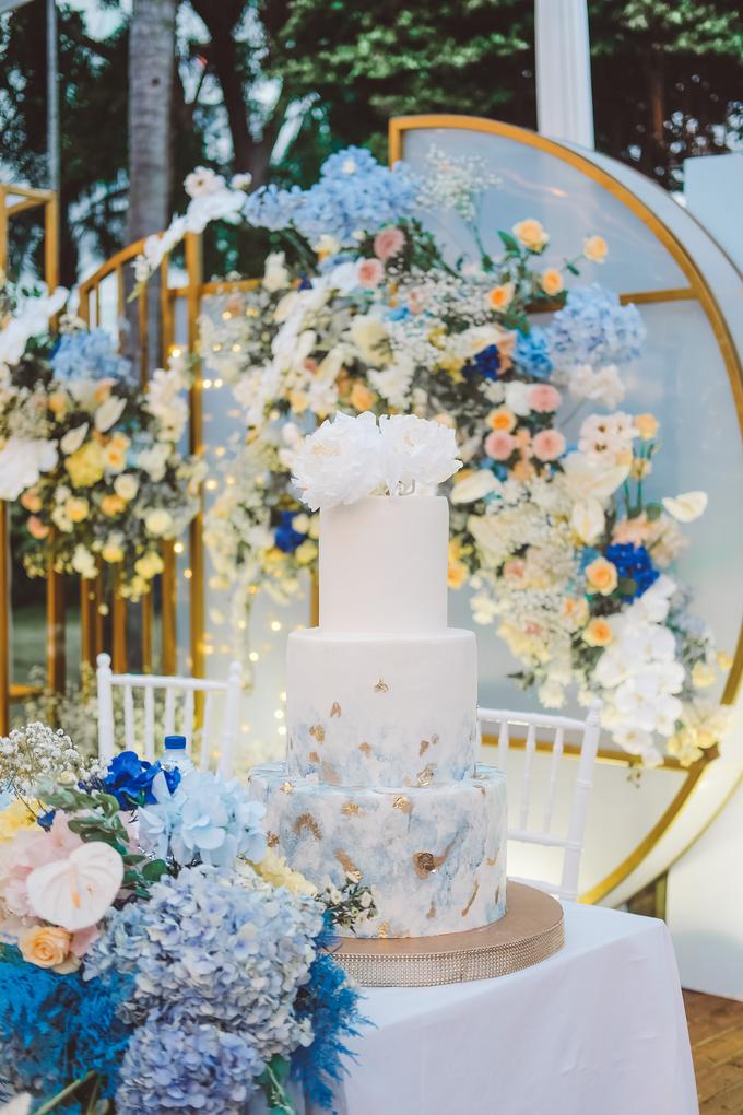 The wedding of  Lukito & Ria by KAIA Cakes & Co. - 001