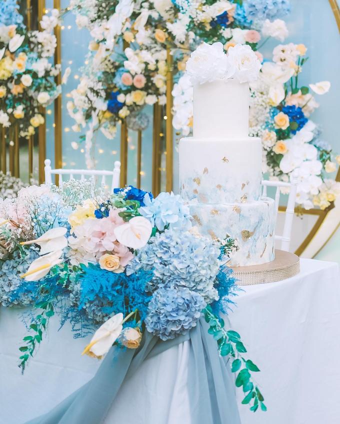 The wedding of  Lukito & Ria by KAIA Cakes & Co. - 003