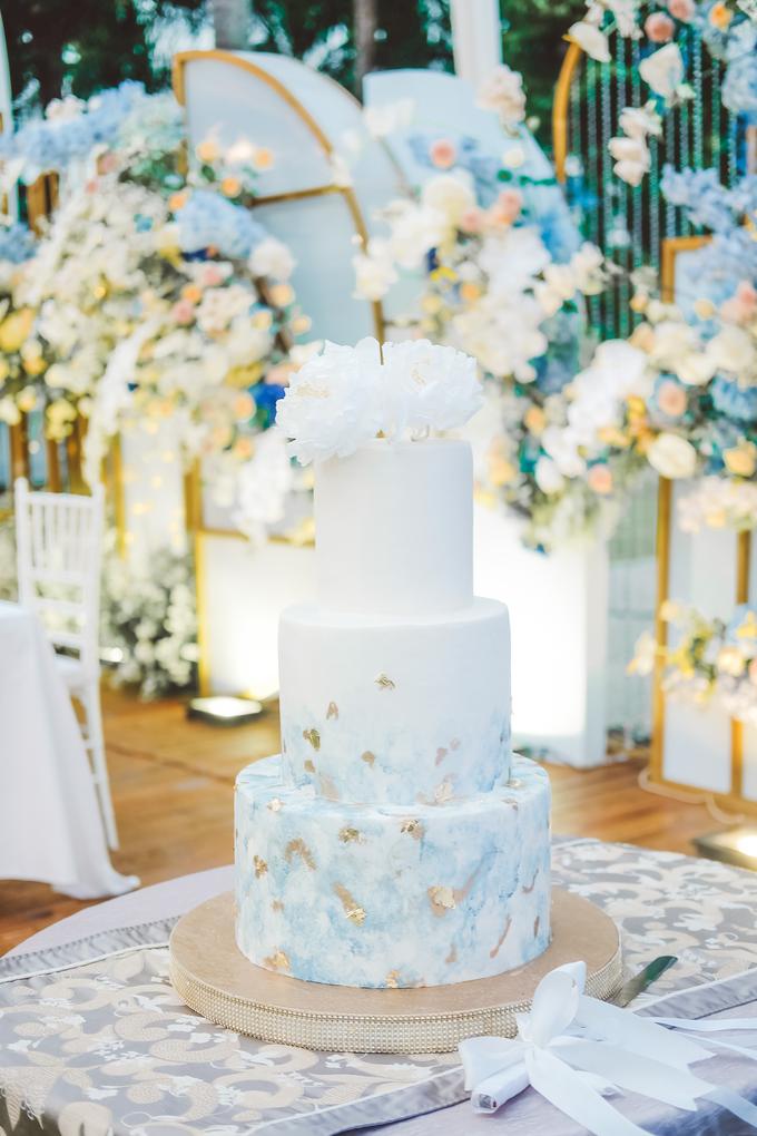 The wedding of  Lukito & Ria by KAIA Cakes & Co. - 004