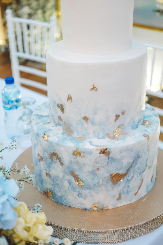 The wedding of  Lukito & Ria by KAIA Cakes & Co. - 015