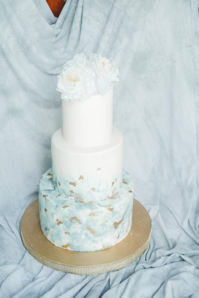 The wedding of  Lukito & Ria by KAIA Cakes & Co. - 024