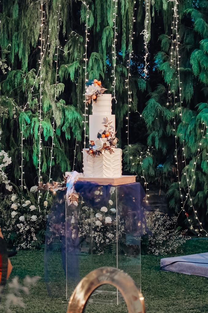 The wedding of Nico & Silvia by KAIA Cakes & Co. - 002