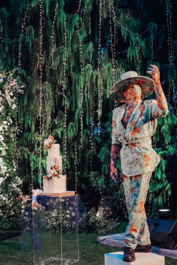 The wedding of Nico & Silvia by KAIA Cakes & Co. - 003