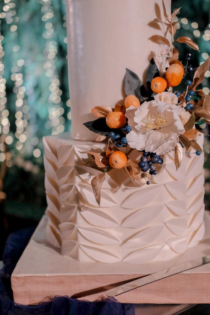 The wedding of Nico & Silvia by KAIA Cakes & Co. - 004